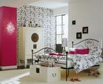 Семпла спалня от ковано желязо