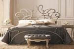 Луксозно ковано легло