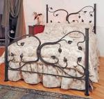 Спални от ковано желязо по проект поръчка
