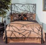 Спалня от ковано желязо по проект вносител