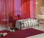 Мебели за спалня от ковано желязо