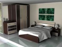 компании  обставление заказной мебелью для современной спальни