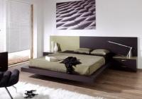 Кровати с обивкой из натуральной или эко-кожи цены