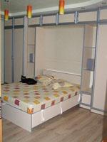 заказные современные спальни