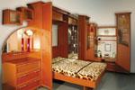 заказные спальни с современным видом