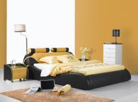 продажа  Кровати с обивкой из натуральной или эко-кожи