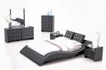 Полностью мягкие кровати с  обивкой