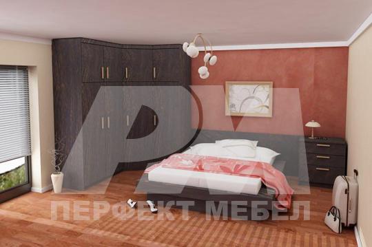 Поръчка на спалня за София магазин