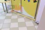 Гардероб в жълто за детска стая по поръчка